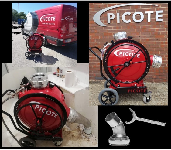 picote easy slim inversion drums